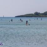 Paddleboarding at Fort St Catherine Beach Bermuda, June 21 2014-7