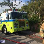 Paget Brush Fire Bermuda, June 20 2014-6