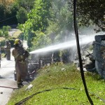 Paget Fire Bermuda, June 27 2014 (4)