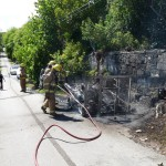 Paget Fire Bermuda, June 27 2014 (5)