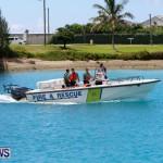 Bermuda Fire & Rescue Service Marine Boat, July 9 2014-10