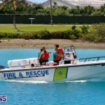 Bermuda Fire & Rescue Service Marine Boat, July 9 2014-11
