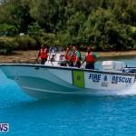 Bermuda Fire & Rescue Service Marine Boat, July 9 2014-20