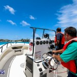 Bermuda Fire & Rescue Service Marine Boat, July 9 2014-26