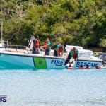 Bermuda Fire & Rescue Service Marine Boat, July 9 2014-4
