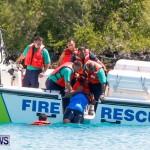 Bermuda Fire & Rescue Service Marine Boat, July 9 2014-8