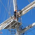 TS Lord Nelson Training Tall Ship Bermuda, July 20 2014-1