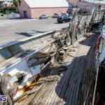 TS Lord Nelson Training Tall Ship Bermuda, July 20 2014-15