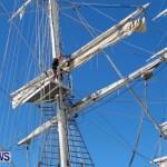 TS Lord Nelson Training Tall Ship Bermuda, July 20 2014-2
