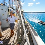 TS Lord Nelson Training Tall Ship Bermuda, July 20 2014-20