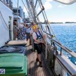 TS Lord Nelson Training Tall Ship Bermuda, July 20 2014-23