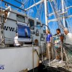TS Lord Nelson Training Tall Ship Bermuda, July 20 2014-7