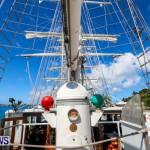 TS Lord Nelson Training Tall Ship Bermuda, July 20 2014-72
