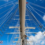 TS Lord Nelson Training Tall Ship Bermuda, July 20 2014-73