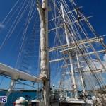 TS Lord Nelson Training Tall Ship Bermuda, July 20 2014-75