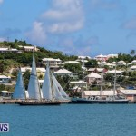 TS Lord Nelson Training Tall Ship Bermuda, July 20 2014-91
