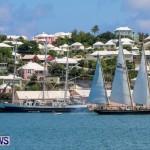 TS Lord Nelson Training Tall Ship Bermuda, July 20 2014-93