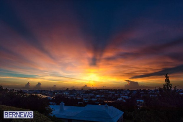 bermuda-hamilton-sunset