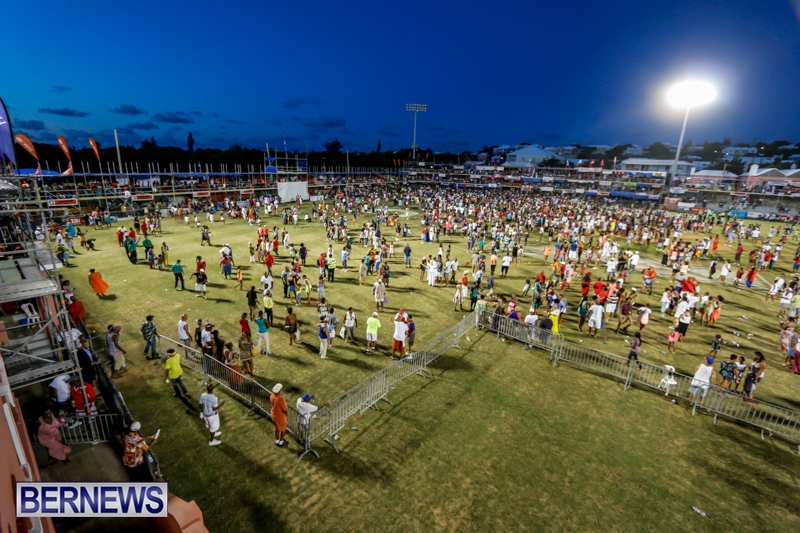 Cup Match Day 2 Bermuda, August 1 2014-1