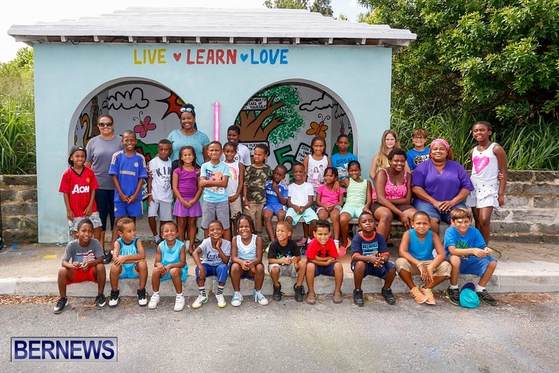 Sarai Hines Bermuda, August 21 2014 (1)