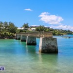 Baileys Bay Walkway Bridge Railway Bermuda, September 10 2014-10
