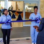 Hospital Acute Care Wing Ribbon Cutting Bermuda, September 9 2014-15