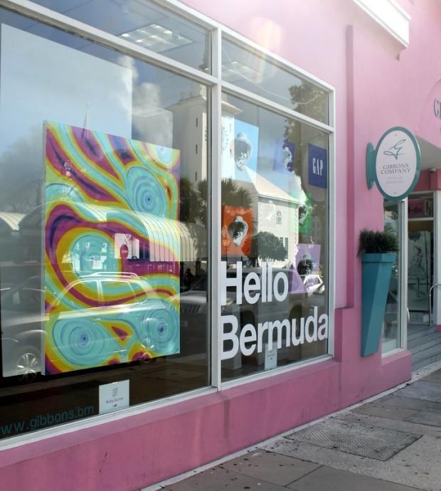 Bermuda Gibbons Passion In Art 2014 (1)