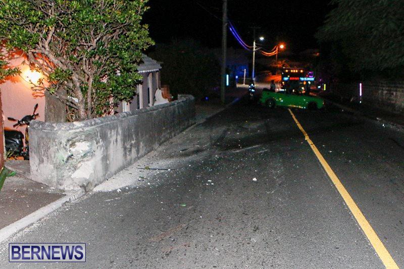 Car Accident Bermuda, October 9 2014-3