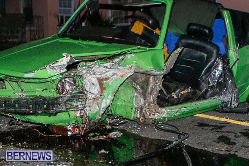 Car Accident Bermuda, October 9 2014-5