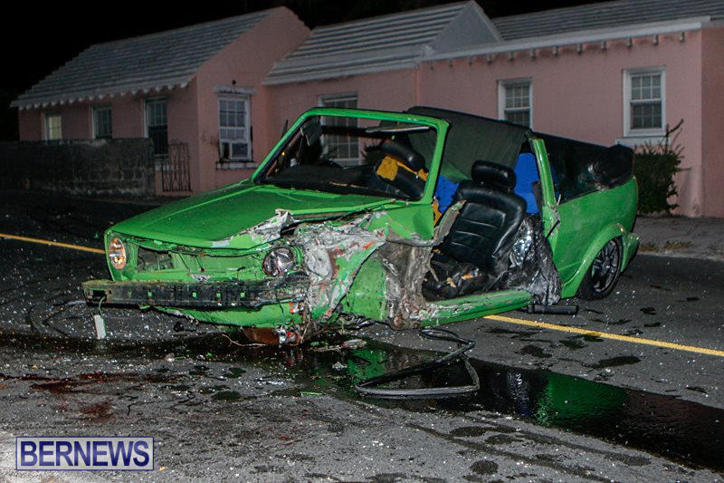 Car Accident Bermuda, October 9 2014-6