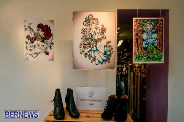 Gibbons Passion & Fashion Art Bermuda, October 3 2014-18