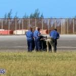 HMS Argyll Hurricane Gonzalo Bermuda Airport, October 19 2014-11