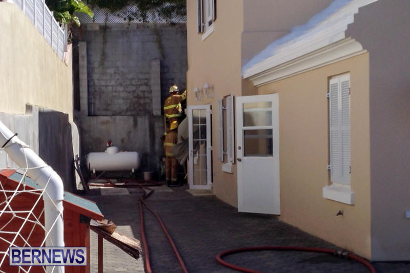 Hogfish Hill Fire Bermuda, October 4 2014-2