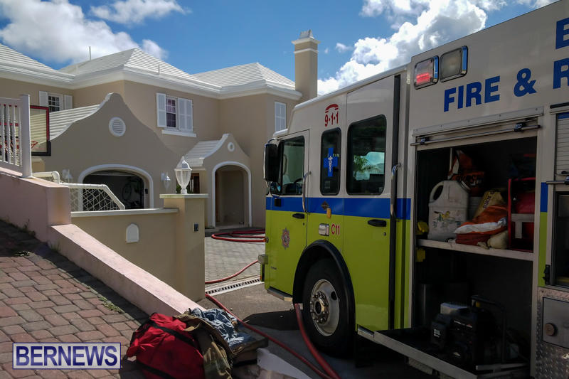 Hogfish Hill Fire Bermuda, October 4 2014-9