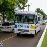 Police Motorcade Bermuda, October 1 2014-11