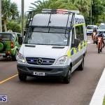 Police Motorcade Bermuda, October 1 2014-14