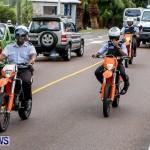 Police Motorcade Bermuda, October 1 2014-16