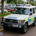 Police Motorcade Bermuda, October 1 2014-18