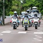 Police Motorcade Bermuda, October 1 2014-2