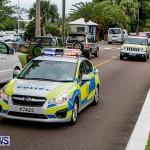 Police Motorcade Bermuda, October 1 2014-4