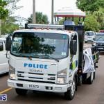 Police Motorcade Bermuda, October 1 2014-7