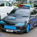 Police Motorcade Bermuda, October 1 2014-8