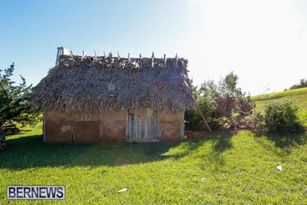 Traditional Bermuda Home Building, October 19 2014-8