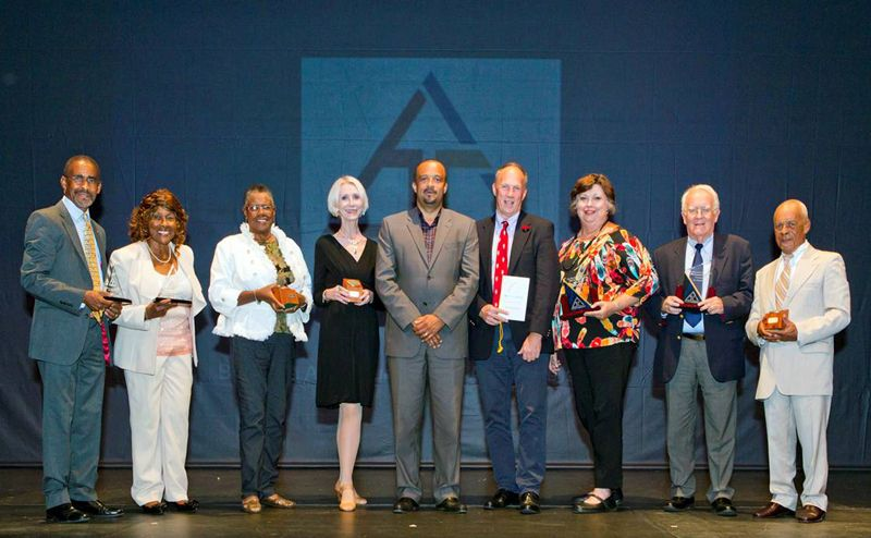 Arts Council 2014 Achievement Awardee