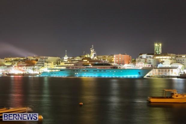 Eclipse Motor Yacht Bermuda, November 8 2014-3