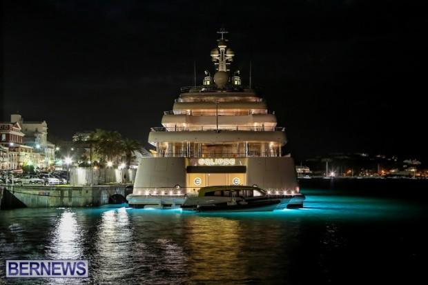 Eclipse Motor Yacht Bermuda, November 8 2014-35