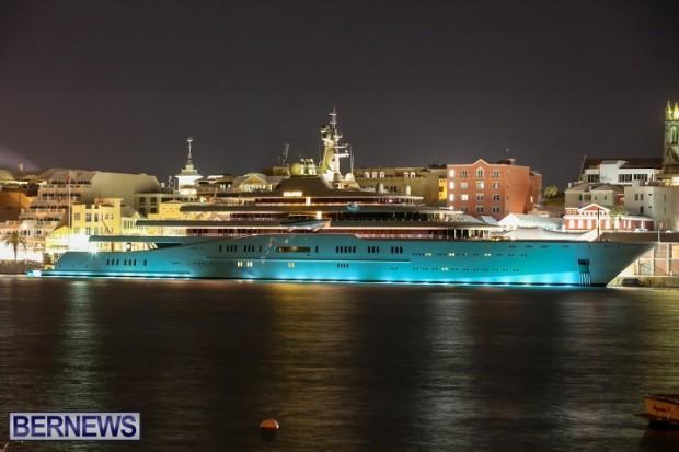 Eclipse Motor Yacht Bermuda, November 8 2014-7