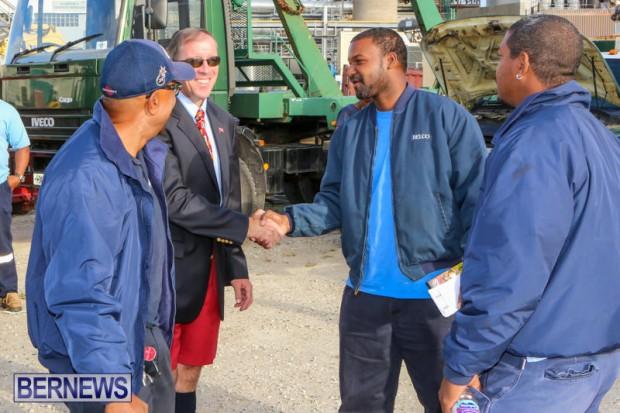 Premier Michael Dunkley BELCO Bermuda, November 3 2014-5