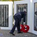 Remembrance Day Bermuda, November 11 2014-11