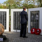 Remembrance Day Bermuda, November 11 2014-12